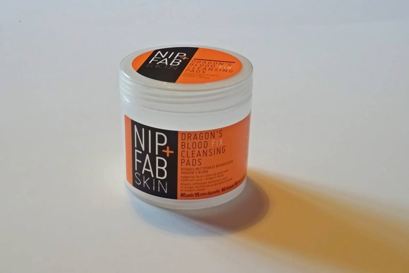 Nip+Fab Dragon's Blood Cleansing Pads Review