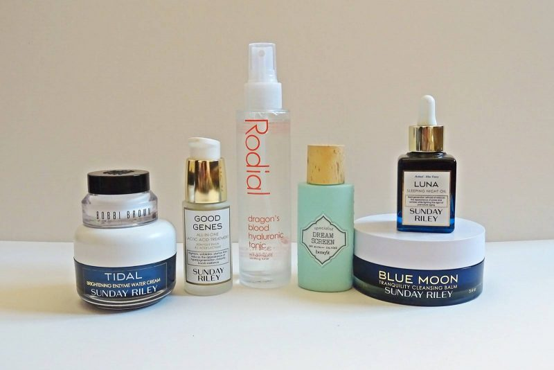 My Current Skincare Routine - Beauty and The Boy