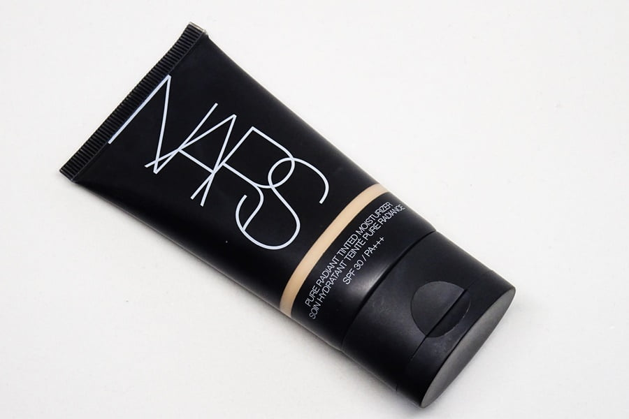 NARS Pure Radiant Tinted Moisturiser Review