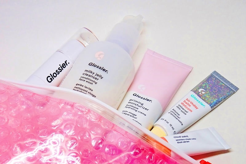 First Thoughts on Glossier - UK Launch!