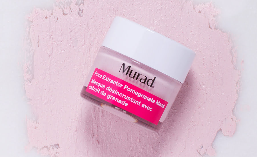 Upcoming Launch: Murad Pore Extractor Pomegranate Mask