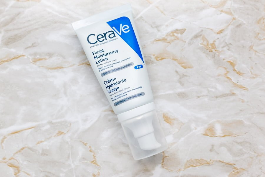 Cerave Facial Moisturising Lotion PM Review