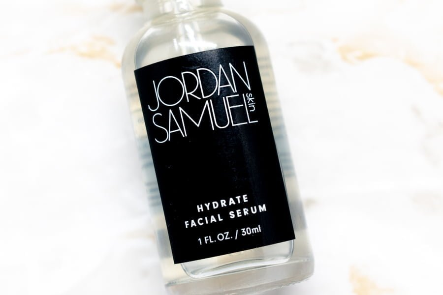 Jordan Samuel Skin Hydrate Facial Serum Review