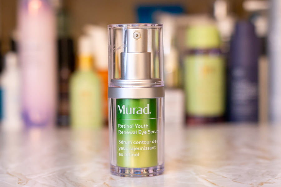 Murad Retinol Youth Renewal Eye Serum Review