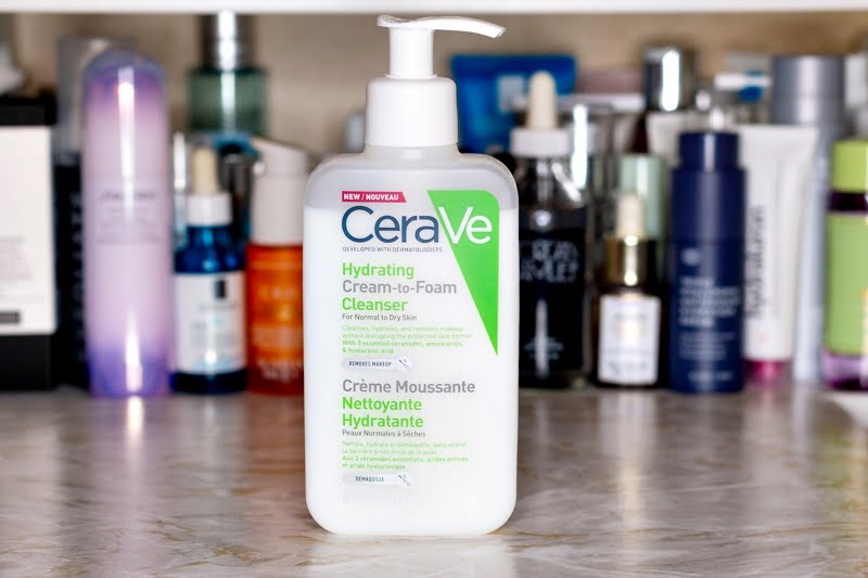 Cerave Hydrating Cream-to-foam Cleanser - Is It Really That Good