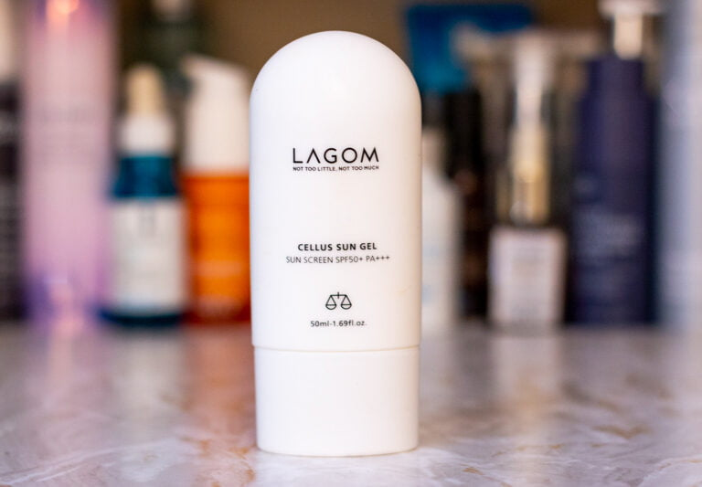 Lagom Cellus Sun Gel SPF50 Review