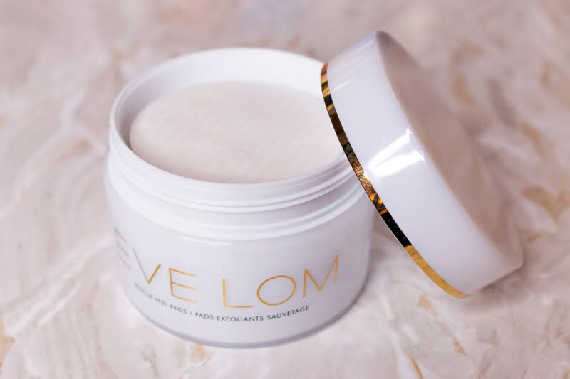 EVE LOM Rescue Peel Pads Review